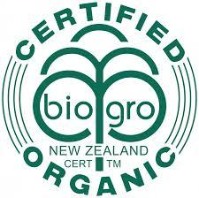 BIOGRO是紐西蘭領先的有機認證