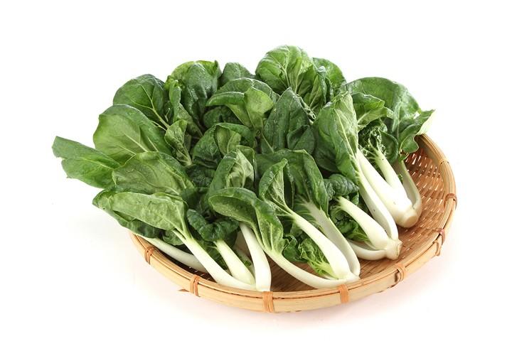 有機奶油白菜