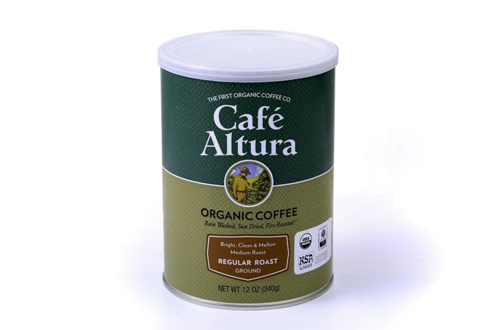 有機墨西哥一般烘焙研磨咖啡粉1箱