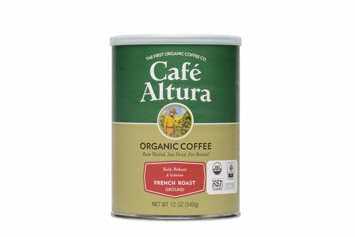 有機墨西哥法式烘焙咖啡粉1箱