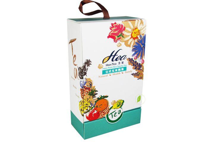 世界特色茶系列- 日本玄米煎茶(散茶葉)