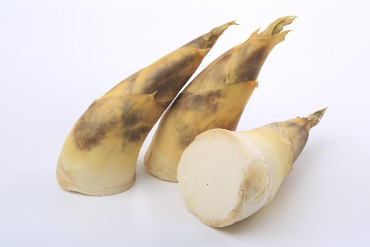 無毒生鮮帶殼綠竹筍(上級)