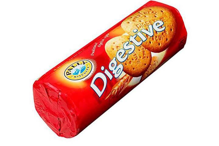 荷蘭沛莉消化餅