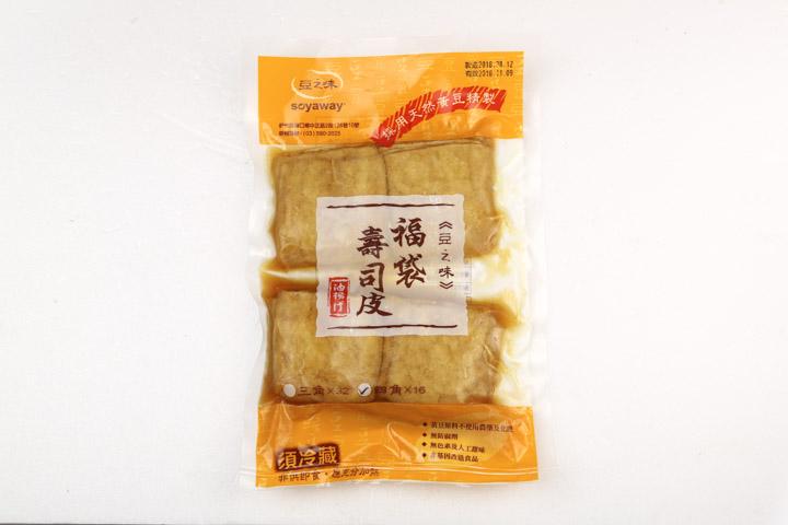 豆之味福袋壽司皮(四角)