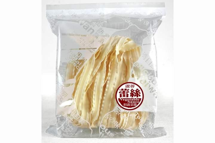 蘆薈蕾絲麵方便包(蔬菜醬乾拌麵)-1人份